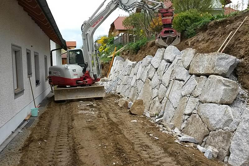 Top Steinmauern | Baggerungen Anreiter LJ43