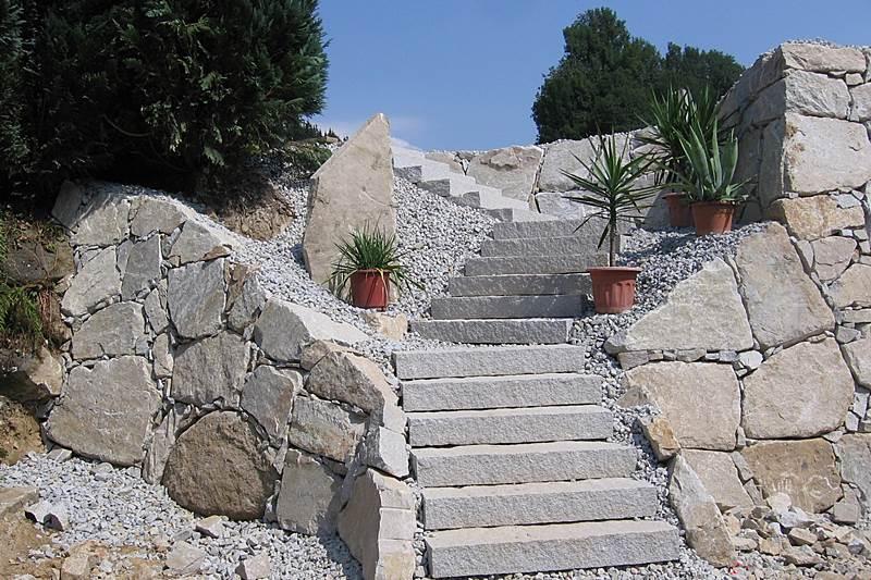 Garten teich au engestaltung baggerungen anreiter for Gartengestaltung steinmauer